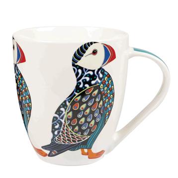 Paradise Birds Puffin Crush Mug 500ml