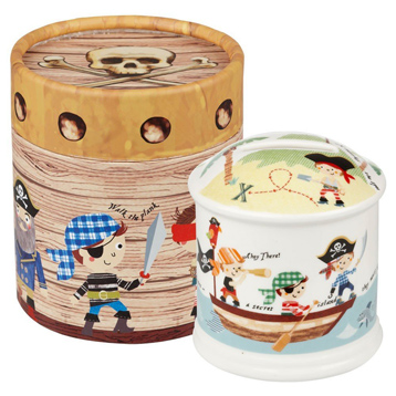 Queens Little Rhymes Pirates Money Box