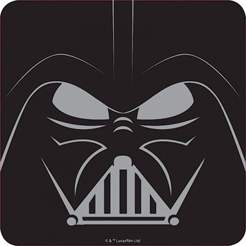 Darth Vader Single Coaster