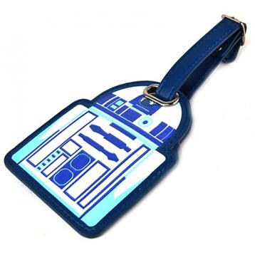 R2D2 Luggage Tag