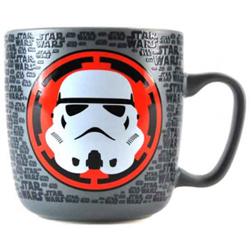 Stormtrooper Raised Relief Mug