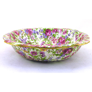 Summertime Open Serving Dish