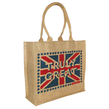 Union Jack Truly Great Eco Bag