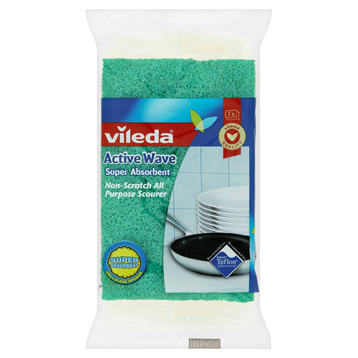 Active Wave Super Absorbent Scourer
