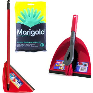 Vileda House Cleaning Choice Bundle