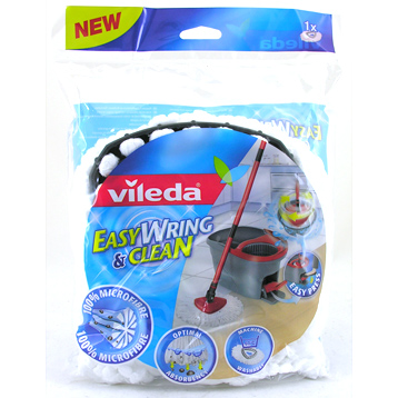 vileda magic mop refill instructions