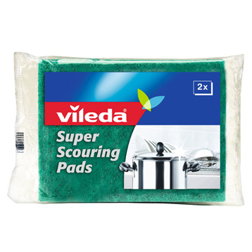 Super Scouring Pad Twin Pack