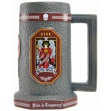 Warhammer 40,000 Blood Angels Collectable Stein